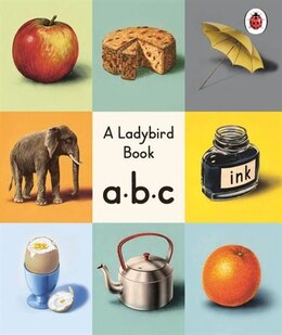 Book A Ladybird Book: Abc: A Vintage Gift Edition by Ladybird