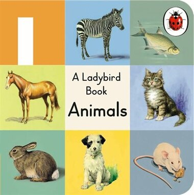 A Ladybird Buggy Book: Animals by Ladybird