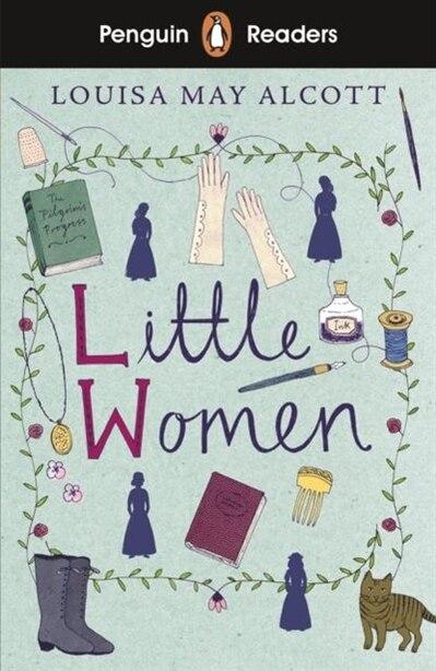 Penguin Readers Level 1: Little Women by Louisa May Alcott