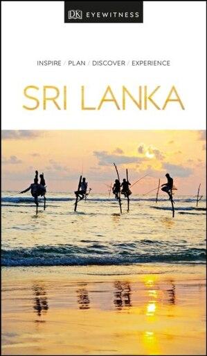 Dk Eyewitness Travel Guide Sri Lanka by Dk Eyewitness