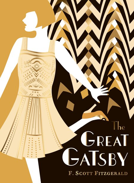 The Great Gatsby: V&a Collector's Edition by Scott F Fitzgerald