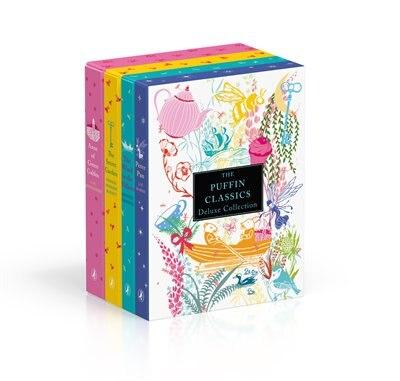Puffin Classics 4-book Boxset by Puffin