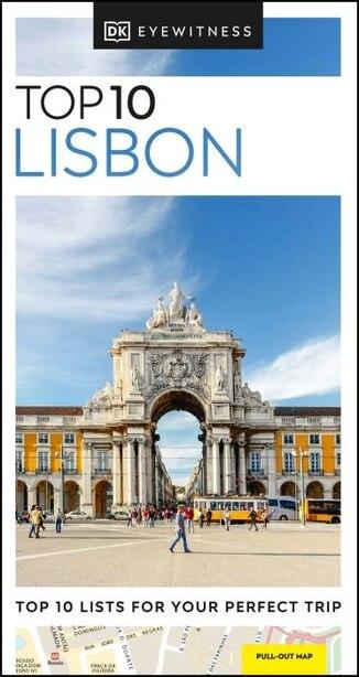 Dk Eyewitness Top 10 Lisbon by Dk Eyewitness