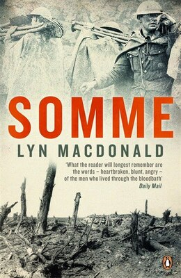 Book Somme by Lyn Macdonald