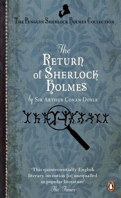 Book Return Of Sherlock Holmes by Arthur Conan Doyle