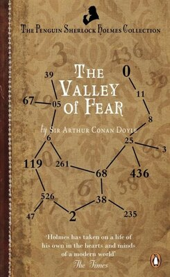 Book The Valley Of Fear by Arthur Conan Doyle