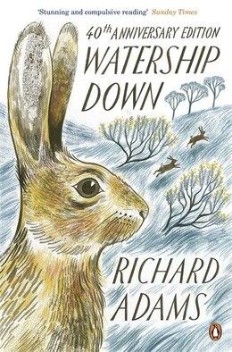 Book Watership Down by Richard Adams