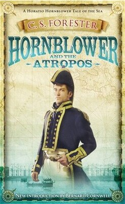 Book Hornblower And The Atropos by C S Forester