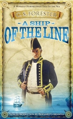 Book A Ship Of The Line by C S Forester