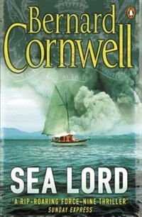 Book Sea Lord by Bernard Cornwell