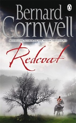 Book Redcoat by Bernard Cornwell