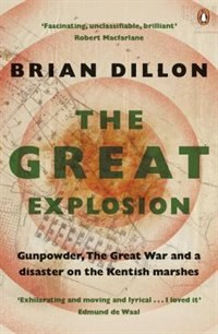 Book The Great Explosion: Gunpowder, The Great War, And A Disaster On The Kent Marshes by Brian Dillon