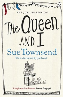 Book The Queen And I by Sue Townsend