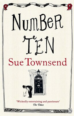Book Number Ten by Sue Townsend