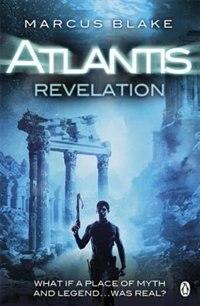 Book Atlantis Revelation by Marcus Blake