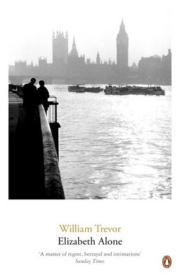 Book Elizabeth Alone by William Trevor