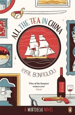 Book All The Tea In China by Kyril Bonfiglioli