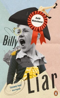 Book Billy Liar by Keith Waterhouse