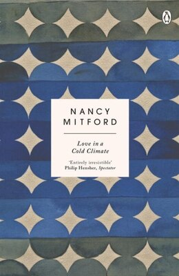 Book Love In A Cold Climate by Nancy Mitford