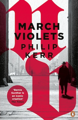 Book March Violets by Philip Kerr
