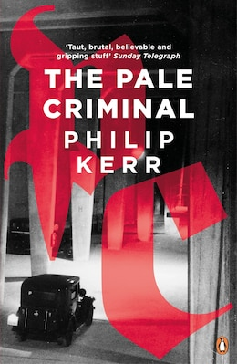 Book The Pale Criminal by Philip Kerr