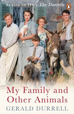 Book My Family And Other Animals by Gerald Durrell