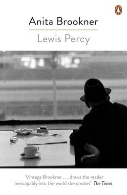 Book Lewis Percy by Anita Brookner