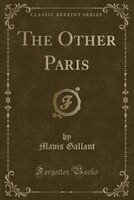 The Other Paris (Classic Reprint)