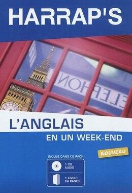 Book L'anglais en un week end avec cd by Larousse Harraps