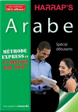 Book Méthode express arabe by Harrap