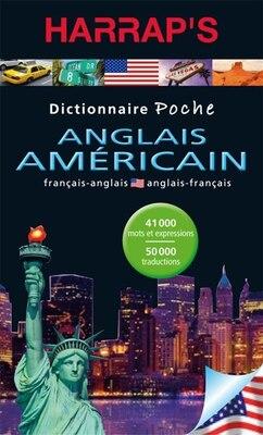 Book Harrap's poche français anglais américain by Harrap