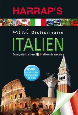 Book Harrap's mini français italien by Harrap