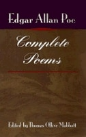 Book Complete Poems by Edgar Allen Poe
