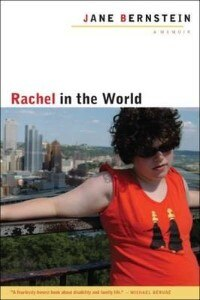 Book Rachel in the World: A Memoir by Jane Bernstein