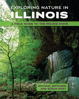 Book Exploring Nature in Illinois by Post Jeffords