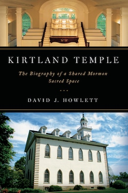 Book Kirtland Temple by David J Howlett