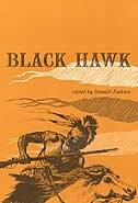Book Black Hawk: AN AUTOBIOGRAPHY by Black Hawk
