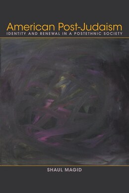 Book American Post-judaism: Identity And Renewal In A Postethnic Society by Shaul Magid