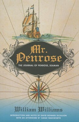 Book Mr. Penrose: The Journal Of Penrose, Seaman by William Williams