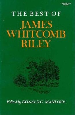 Book The Best of James Whitcomb Riley by Don Manlove
