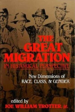 Book The Great Migration in Historical Perspective: New Dimensions Of Race, Class, And Gender by Joe William Trotter