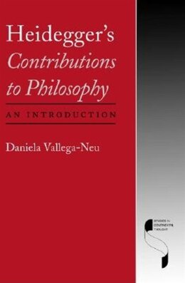 Book Heidegger's Contributions To Philosophy: An Introduction by Daniela Vallega-Neu