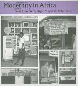 Book Readings In Modernity In Africa by Peter Geschiere