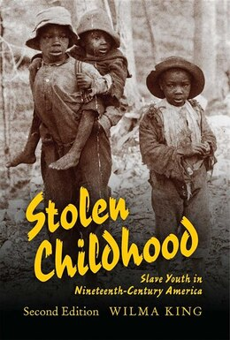 Book Stolen Childhood, Second Edition: Slave Youth In Nineteenth-century America by Wilma King