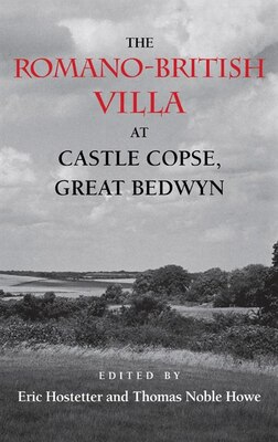 Book The Romano-British Villa at Castle Copse, Great Bedwyn by Eric Robert Hostetter