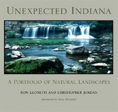 Unexpected Indiana: A Portfolio of Natural Landscapes by Ron Leonetti