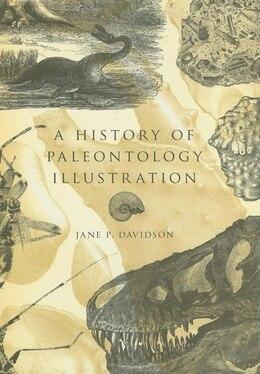 Book A History Of Paleontology Illustration by Jane P. Davidson