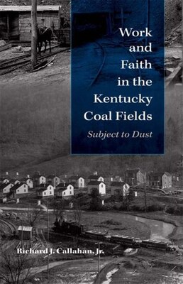 Book Work And Faith In The Kentucky Coal Fields: Subject To Dust by Richard J. Callahan