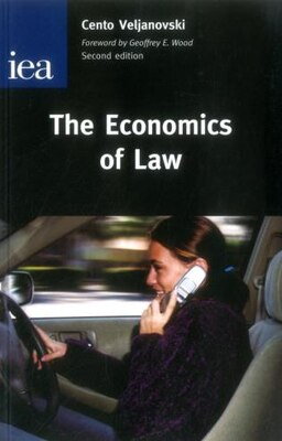 Book The Economics Of Law by Cento Veljanovski