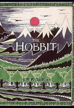 Book Hobbit HB 2nd Ed by J.R.R. Tolkien